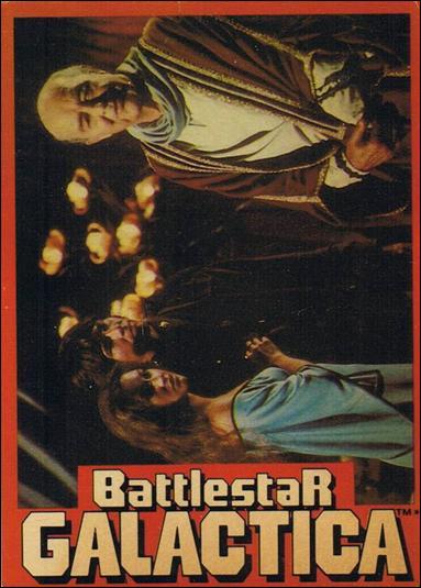 Battlestar Galactica Wonderbread Set (Promo) 28-A by Universal Studios