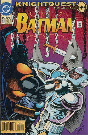 Batman (1940) 502-A by DC