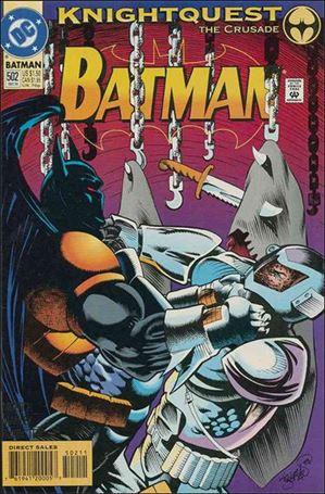 Batman (1940) 502-A