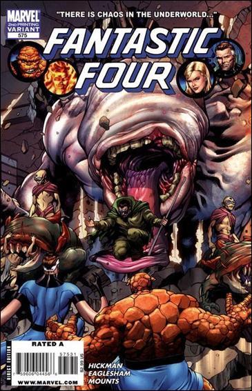 Fantastic Four (1961) 575-C by Marvel