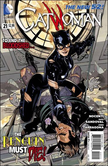 Catwoman (2011) 21-A by DC