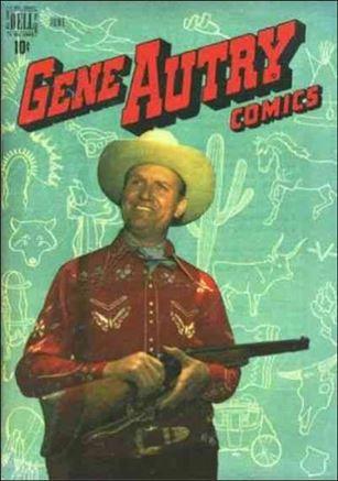 Gene Autry Comics (1946) 28-A