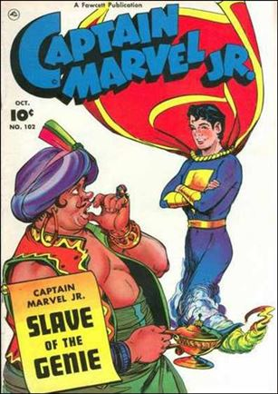 Captain Marvel Jr. 102-A