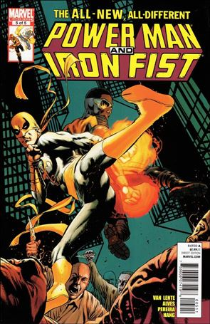 Power Man and Iron Fist (2011) 5-A
