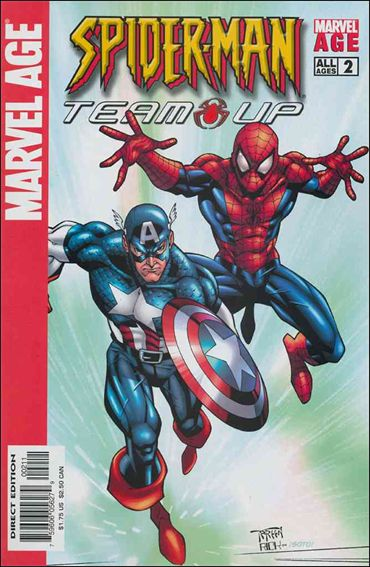 Marvel Age: Spider-Man Team-Up 2-A by Marvel