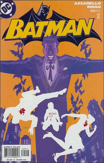 Batman (1940) 625-A by DC