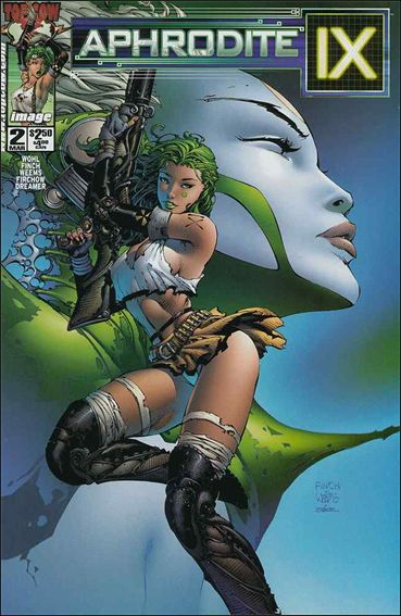 Aphrodite IX (2000) 2-A by Top Cow