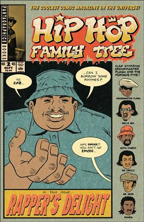 Hip Hop Family Tree 2-A