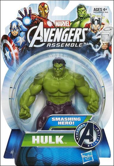 Avengers Assemble Hulk by Hasbro