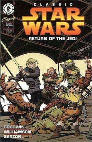 Classic Star Wars: Return of the Jedi 2-A