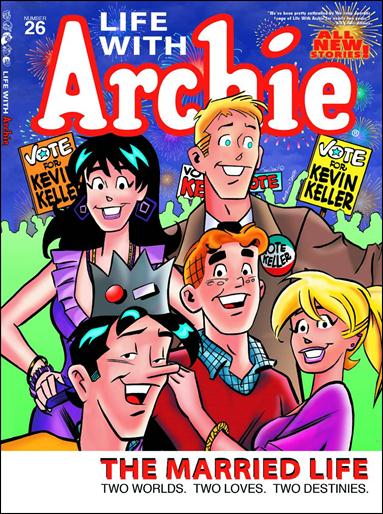 Life with Archie (2010) 26-A by Archie