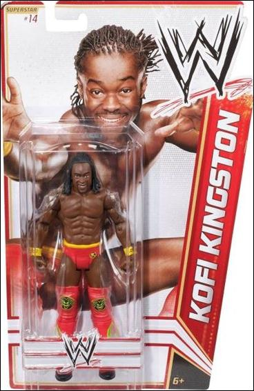 WWE Superstars (2012) Kofi Kingston by Mattel