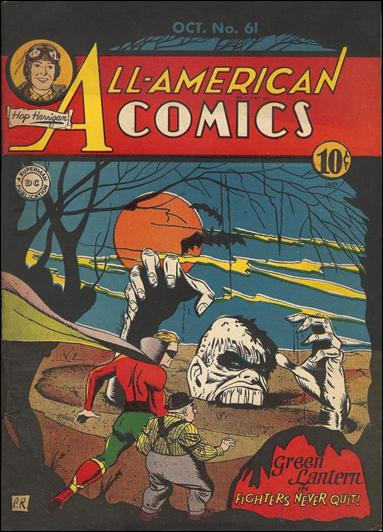 All-American Comics (1939) 61-A by DC