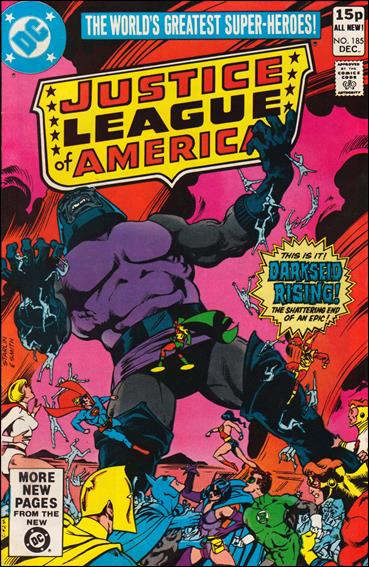 Justice League of America (1960) 185-B by DC