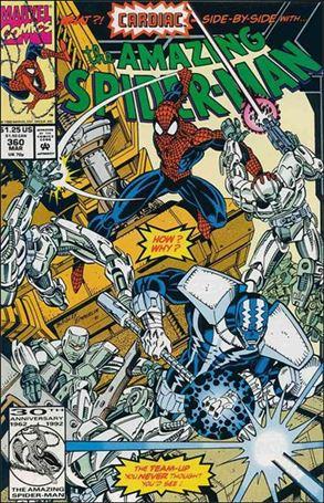 Amazing Spider-Man (1963) 360-A