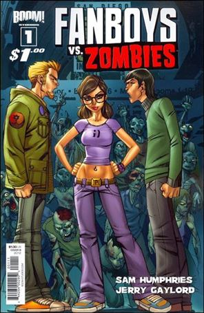 Fanboys vs Zombies 1-B