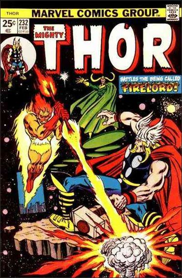 Thor (1966) 232-A by Marvel