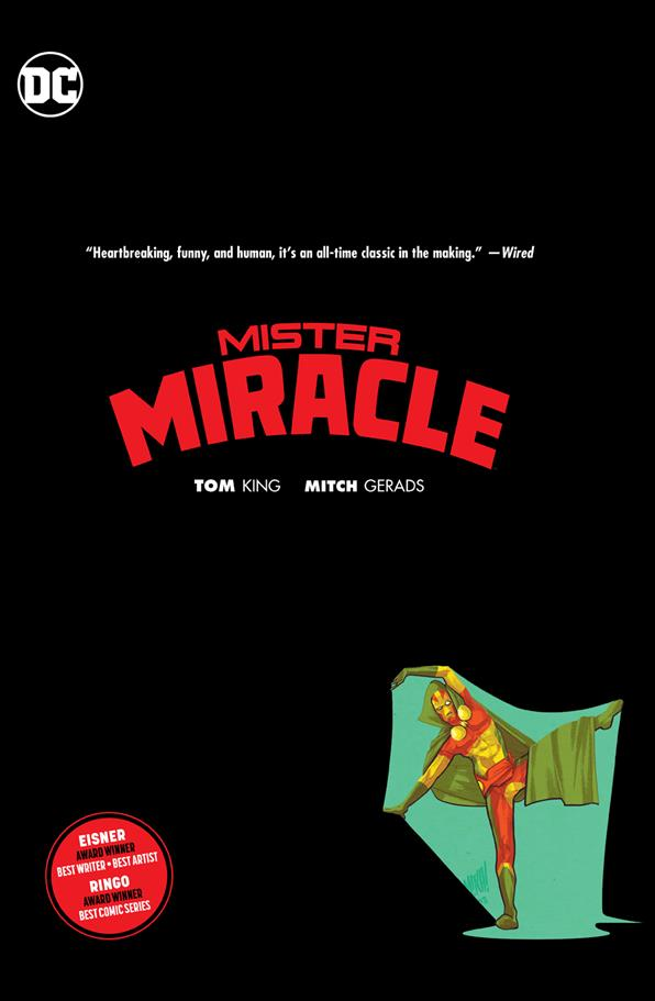 Mister Miracle nn-A by DC