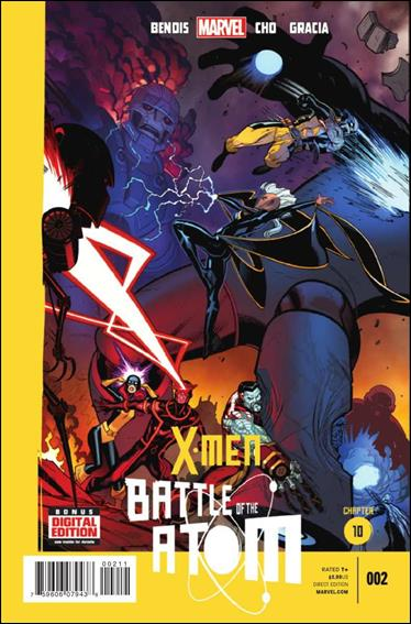X-Men: Battle of the Atom 2-A by Marvel
