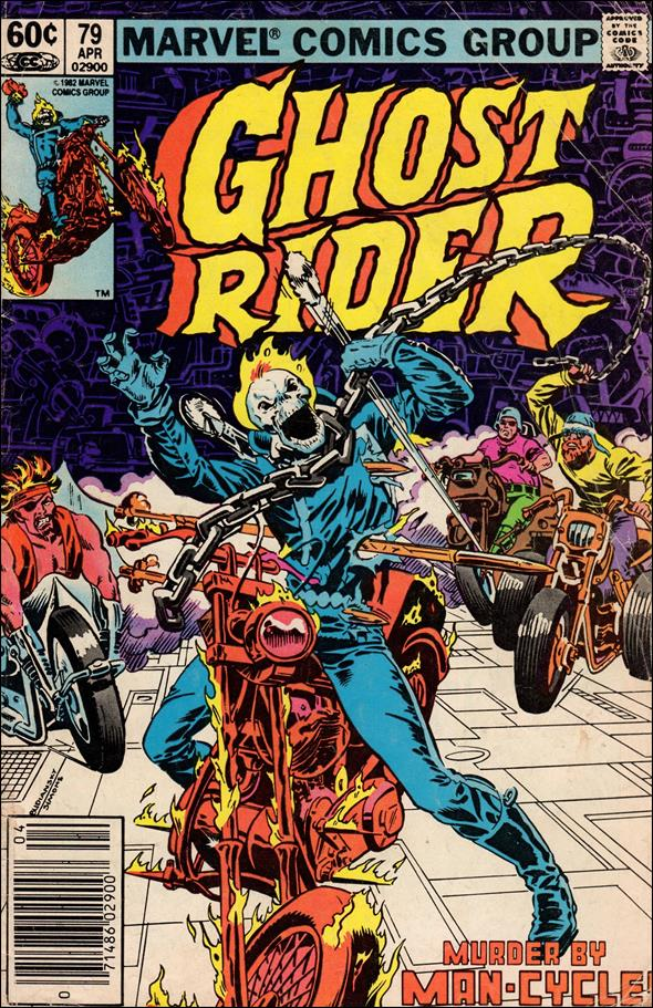 Ghost Rider (1973) 79-A by Marvel