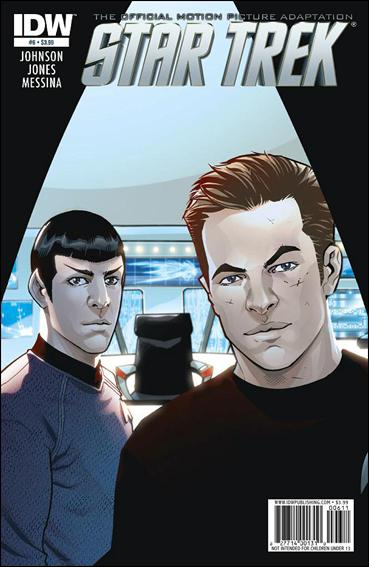 Star Trek Movie Adaptation 6-A by IDW