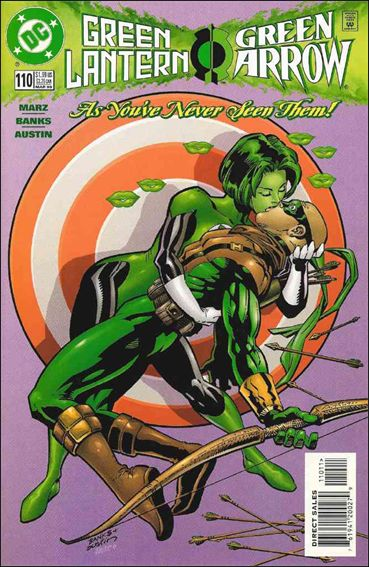 Green Lantern (1990) 110-A by DC