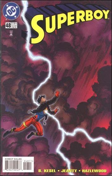Superboy (1994) 48-A by DC