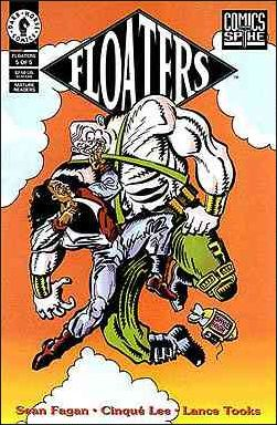 Floaters 5-A by Dark Horse