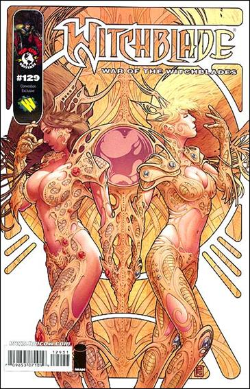 Witchblade 129-C by Top Cow