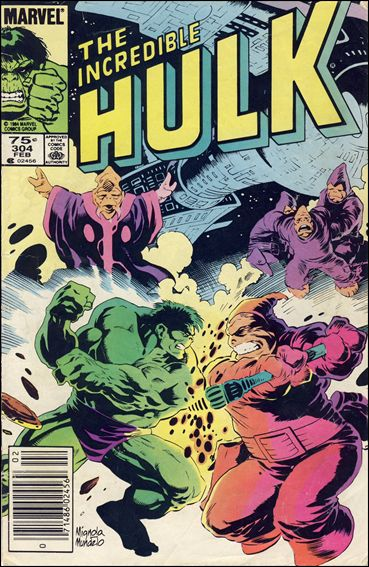 Incredible Hulk (1968) 304-B by Marvel