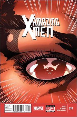 Amazing X-Men (2014) 18-A