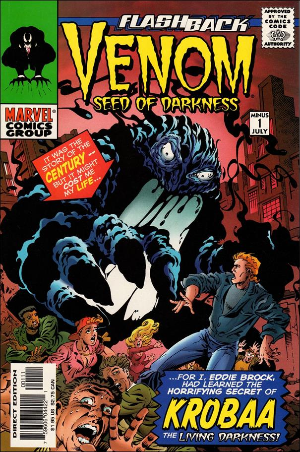 Venom: Seed of Darkness -1-A by Marvel