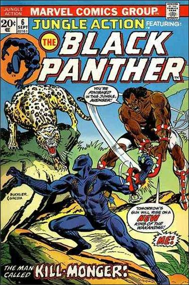 Jungle Action (1972) 6-A by Marvel