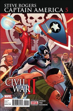 Captain America: Steve Rogers 5-A