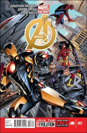Avengers (2013) 3-A