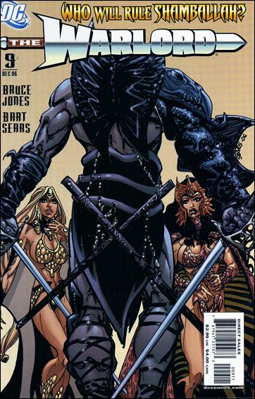 Warlord (2006) 9-A by DC