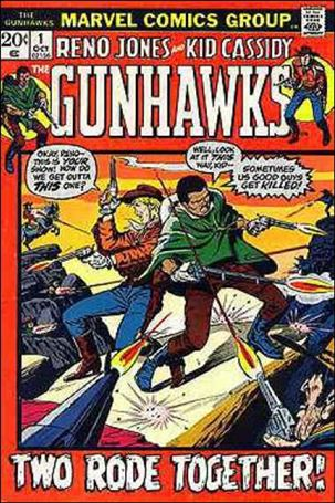 Gunhawks 1-A