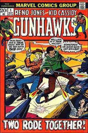 Gunhawks 1-A