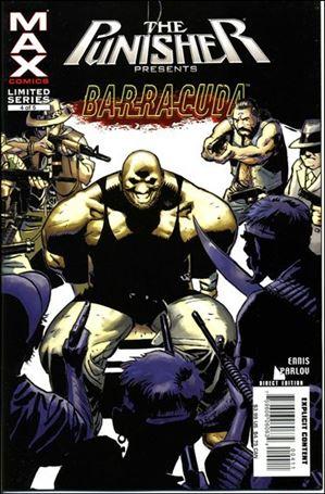 Punisher Presents: Barracuda 4-A
