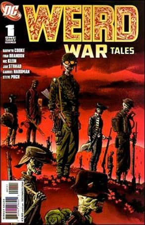 Weird War Tales (2010) 1-A