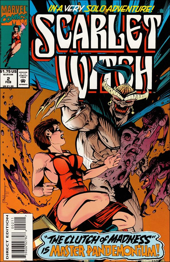 Scarlet Witch (1994) 2-A by Marvel