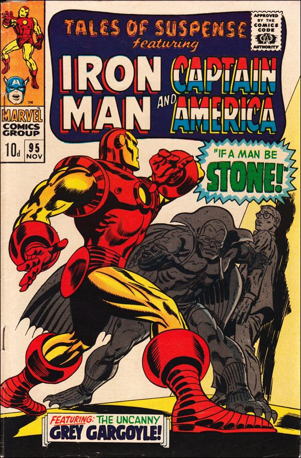 Tales of Suspense (1959) 95-B by Marvel