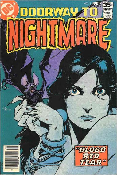 Doorway to Nightmare 3-A by DC