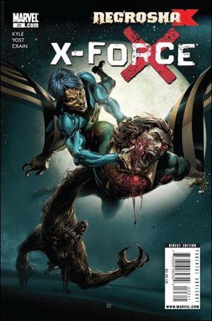 X-Force (2008) 23-A