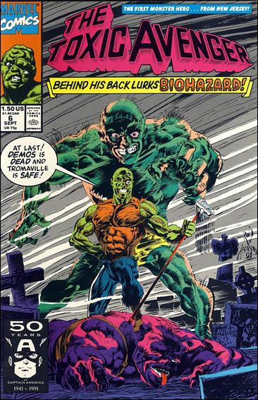 Toxic Avenger 6-A by Marvel
