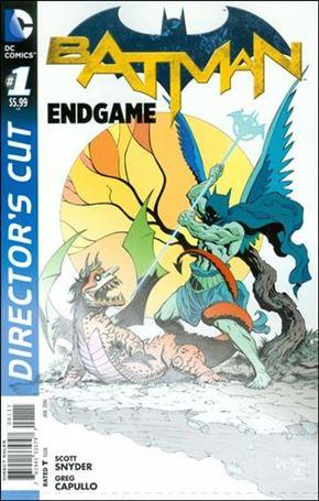 Batman Endgame: Director's Cut 1-A