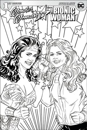 Wonder Woman '77 Meets The Bionic Woman 1-D