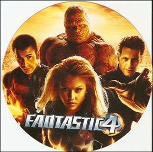 Fantastic Four Ultimate Collector's Set (Promo) nn1-A