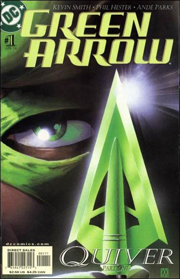 Green Arrow (2001) 1-A by DC