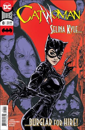 Catwoman (2018) 8-A